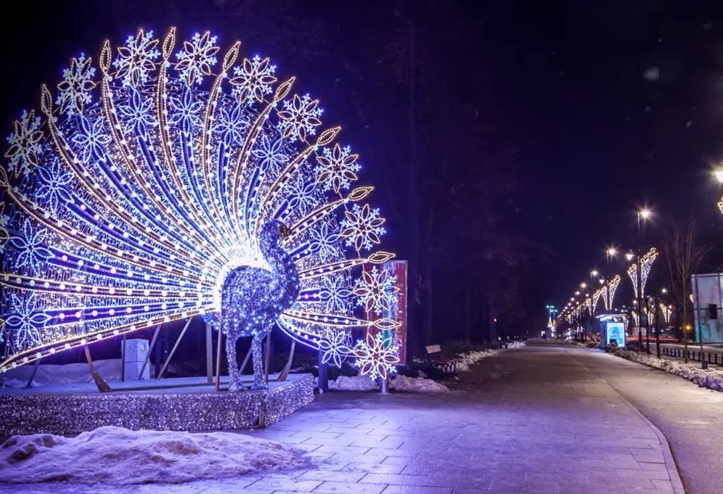 Święta w Warszawie