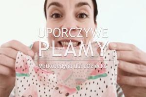"""Spokojnie, to tylko plama! """"Matko Jedyna"""" dla eDziecko.pl [WIDEO]"""