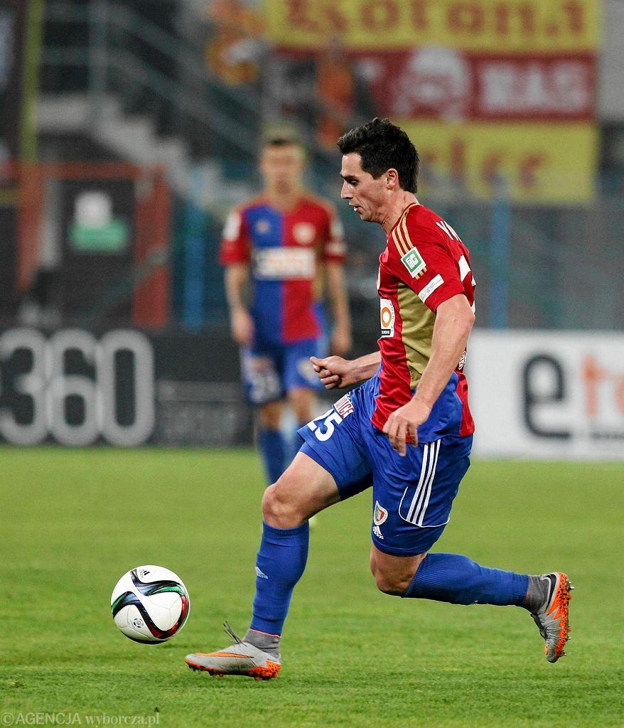Kamil Vacek czeka na mecz z Polską