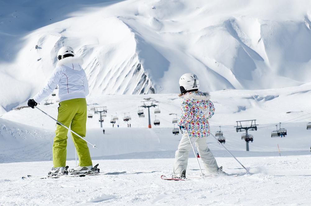 Nauka jazdy na nartach - kiedy zacząć?