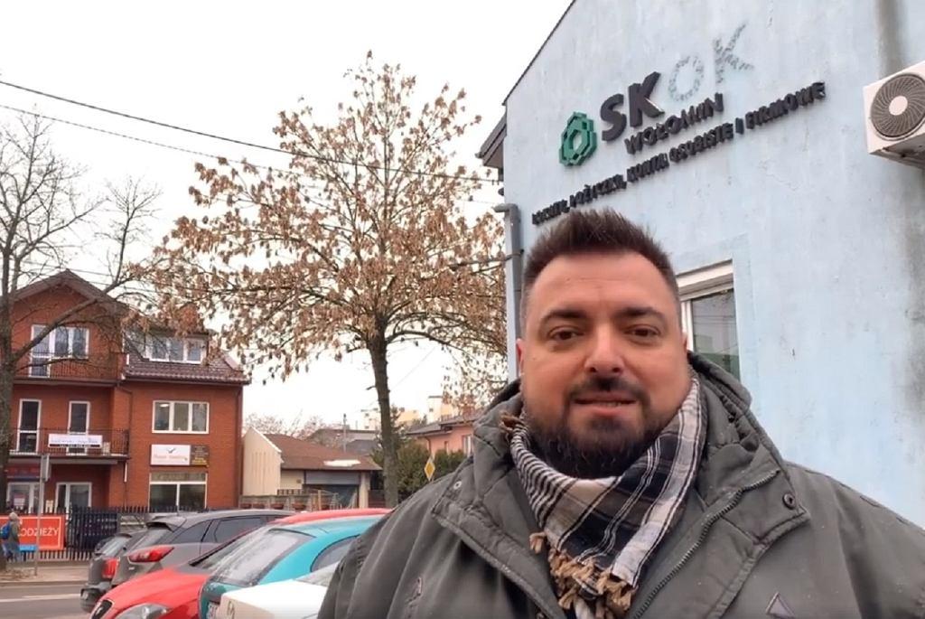 Tomasz Sekielski zapowiada film o SKOK-ach