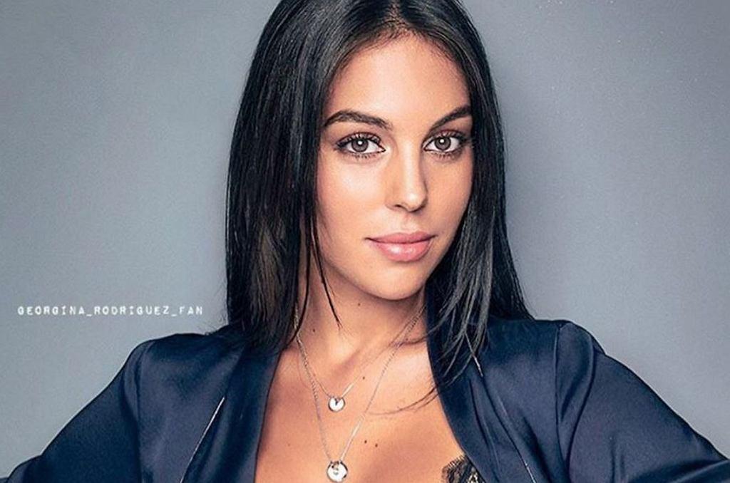 Georgina Rodriguez, narzeczona Cristiano Ronaldo