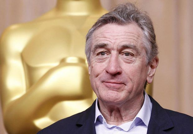 "Actor Robert De Niro, nominated for best supporting actor for his role in ""Silver Linings Playbook"", attends the 85th Academy Awards nominees luncheon in Beverly Hills, California February 4, 2013. REUTERS/Mario Anzuoni (UNITED STATES  - Tags: ENTERTAINMENT)"