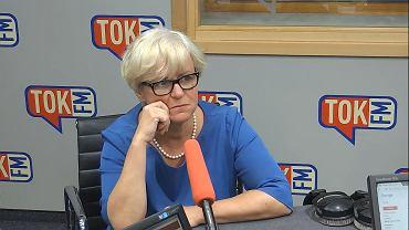 Na zdjęciu: Joanna Kluzik-Rostkowska