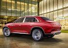 Mercedes-Maybach Ultimate Luxury Concept - zapowiedź rywala Bentaygi