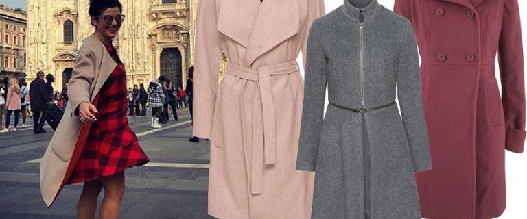 Płaszcze dla niskich kobiet. W tych modelach będziesz wyglądać na wyższą!