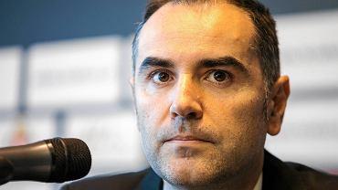 Manuel Junco - dyrektor sportowy Wisły