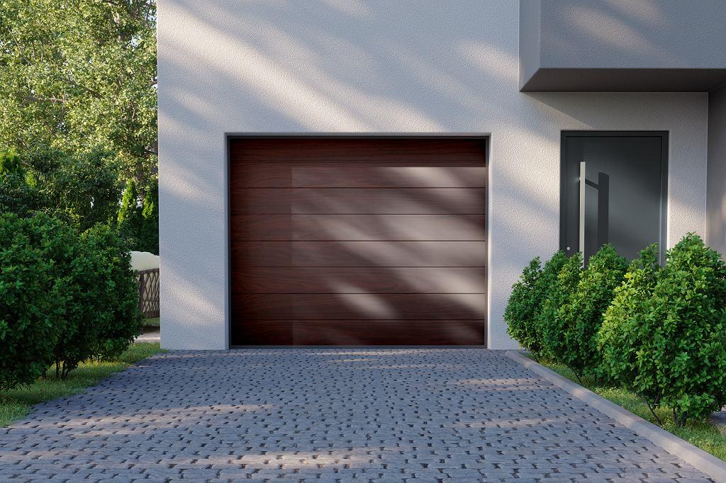 Brama garażowa to wizytówka posesji