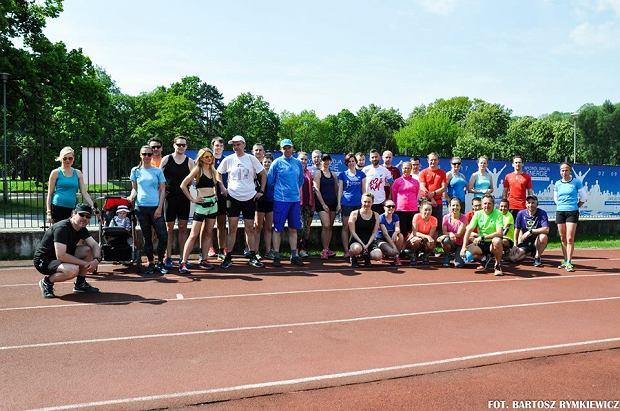 Trening przed 4. BMW Półmaratonem Praskim
