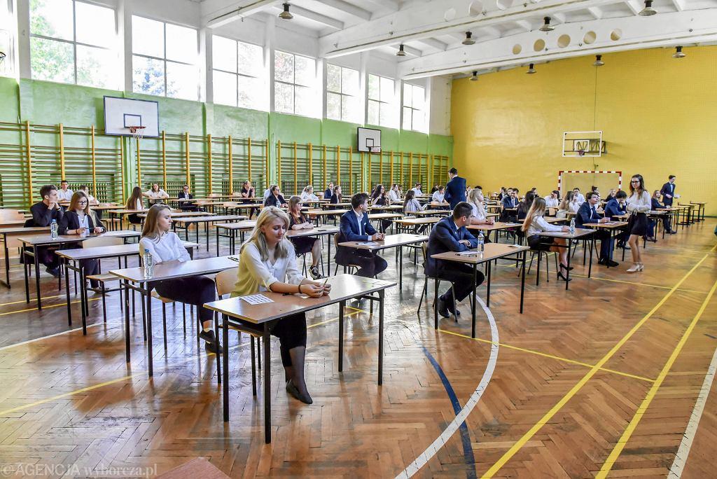 10 maja - 5 dzień zmagań z egzaminami maturalnymi.