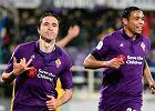 Fiorentina - Roma. Pogrom w Pucharze Włoch!