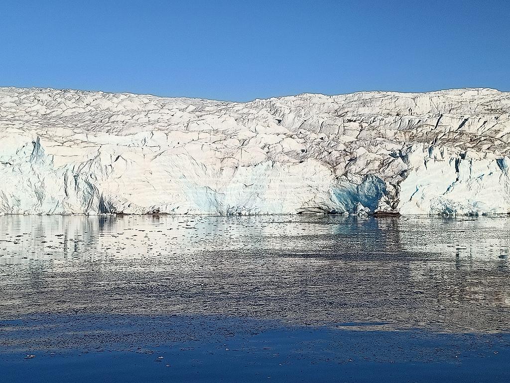 Lodowiec Nordenskjolda - jeden z największych na Spitsbergenie