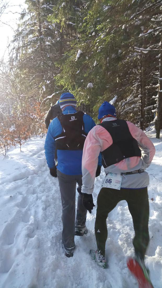 III Zimowy Półmaraton Gór Stołowych