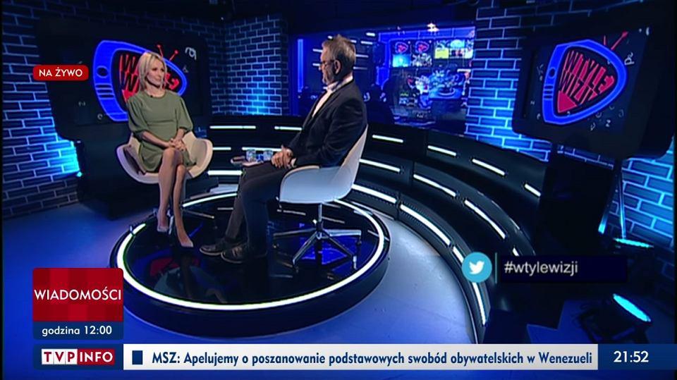 Red. Ogórek wraz z red. Ziemkiewiczem - 'W tyle wizji', 24.01.2019