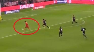 Gol Lewandowskiego z Werderem