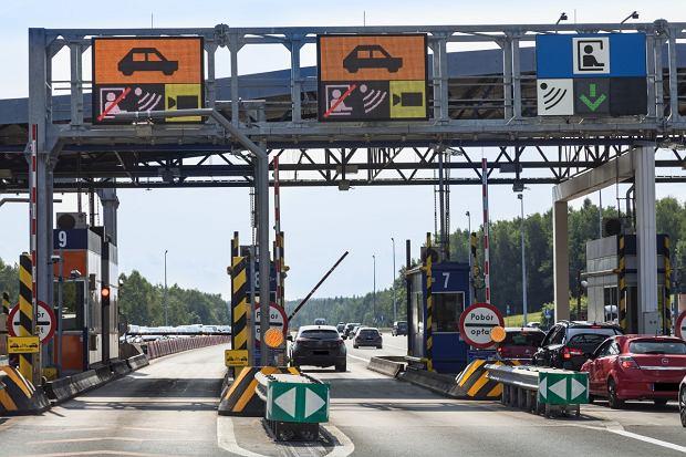 Na autostradzie A4 Katowice-Kraków kierowcy korzystający z płatności automacznych oszczędzą czas i pieniądze