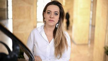 Dominika Jackowski, radna KO