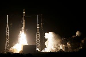 Izrael ruszyłna podbój Księżyca. Pomógł mu w tym Elon Musk i rakieta Falcon 9