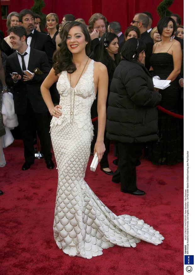Oscary 2008 - Marion Cotillard