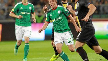 Legia wygrała z Lokeren 1:0