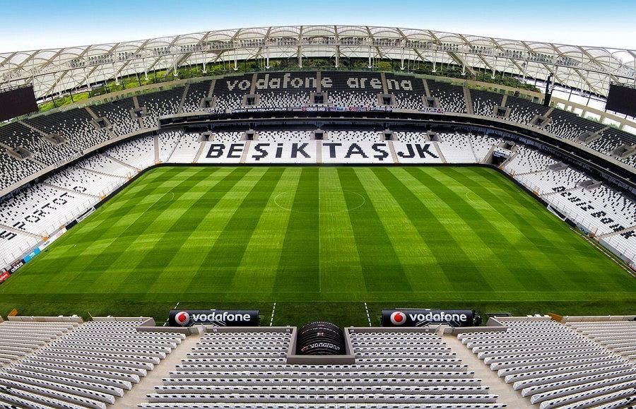 Vodafone Arena w Stambule,
