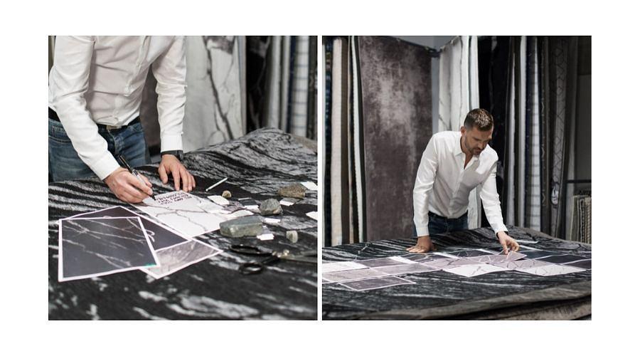 Kolekcja Stone by Maciej Zień stworzona dla Carpet Decor