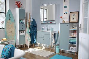 15 pomysłów na schowki w łazience