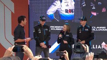 Oficjalna prezentacja F1 w Melbourne