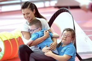 Anna Lewandowska poleciała do Abu Dhabi na letnie Igrzyska Olimpiad Specjalnych