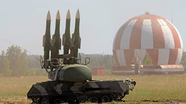 System rakietowy Buk