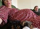 Milla Jovovich dziękuje Bogu za trzecią ciążę w jej wieku. Zaraz potem dodaje: Mam już dosyć! Kostki mam jak u słonia