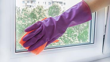Namocz ściereczkę w coli i przetrzyj nią okna lub lustra. Efekt cię zaskoczy (zdjęcie ilustracyjne)