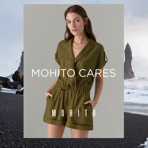 Kombinezon z kolekcja MOHITO CARES