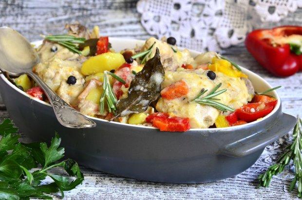 Tradycyjne danie Malty - królik na parze