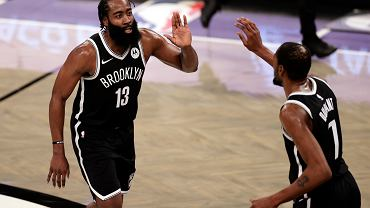 James Harden i Kevin Durant, Brooklyn Nets