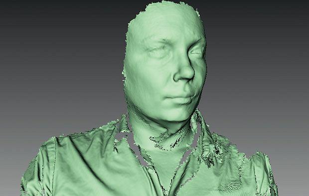 komputery, akcesoria komputerowe, testy, Drukowanie 3D: testujemy najnowsze technologie, Obraz 3D łukasza Figielskiego