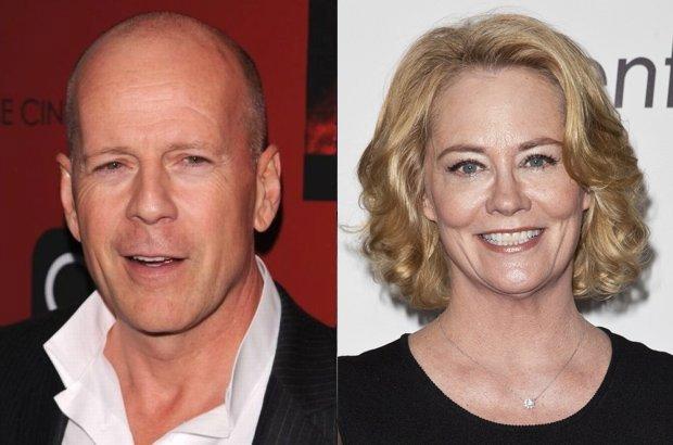 Bruce Willis i Cybill Shepherd