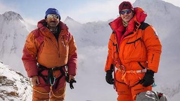 Muhammad Ali Sadpara i John Snorri pod K2