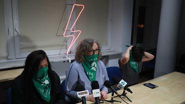 Strajk Kobiet odpowiada na uzasadnienie wyroku TK.