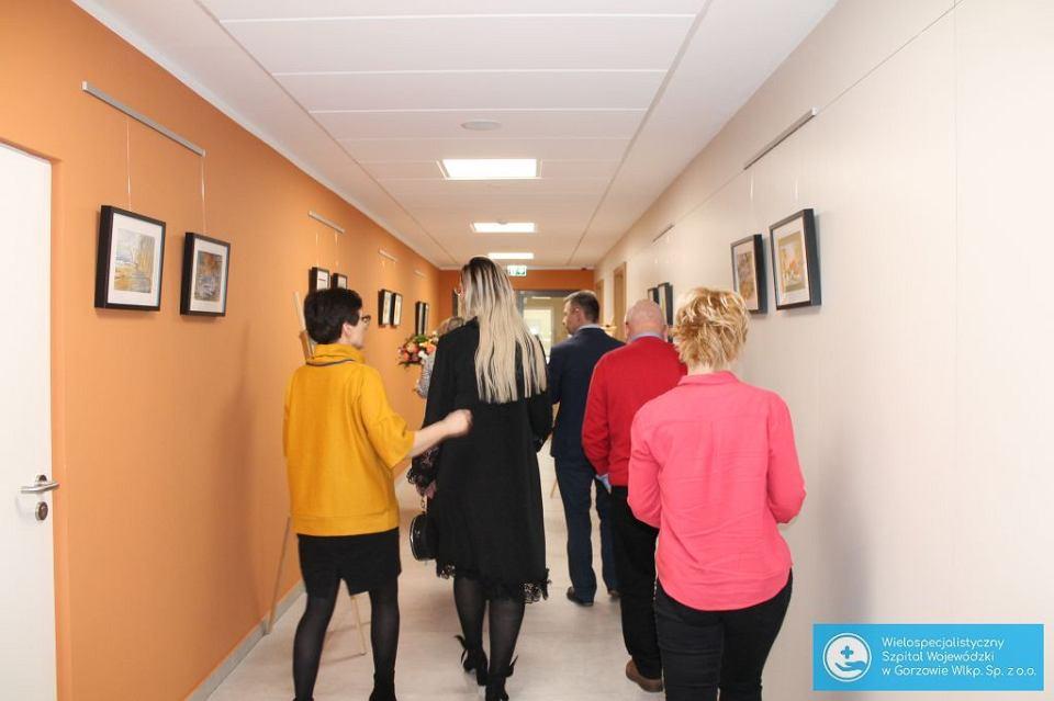 Zdjęcie numer 8 w galerii - W Ośrodku Radioterapii powstała Galeria Sztuki R