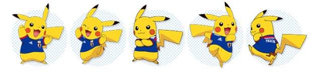 Pikachu, Japonia