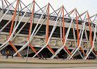 Kolejny stadion w Polsce może zostać przekształcony w szpital. Nagła wizytacja