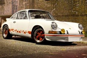 Porsche 911 Carrera RS   Test   Nocny drapieżnik