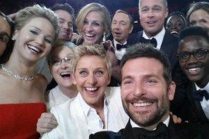 Ellen DeGeneres i jej 'selfie' z gwiazdami Hollywood