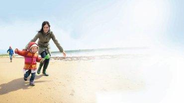 Największe korzyści z wyjazdu nad morze czerpie się... zimą
