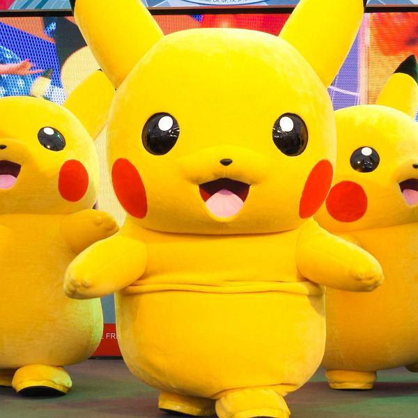 Parada na Dzień Pokemonów