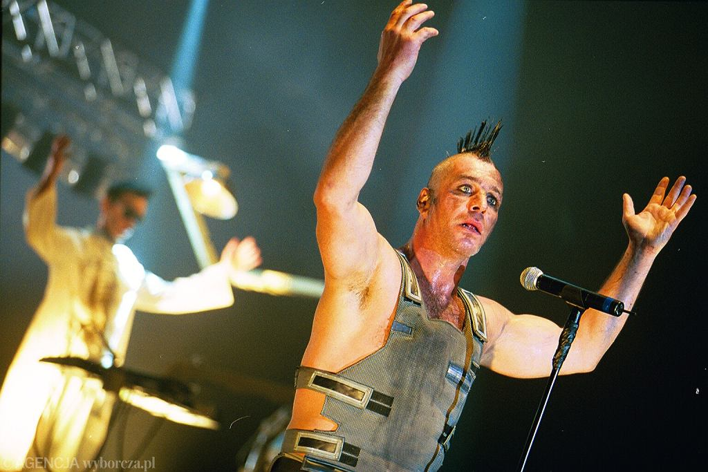 Rammstein w Polsce