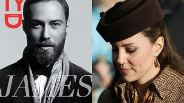 James Middleton, księżna Kate