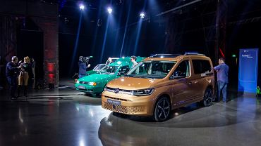 Nowy VW Caddy 5