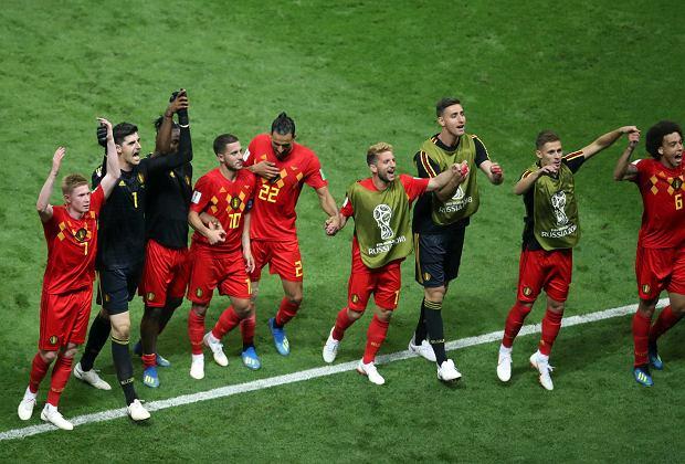 Mistrzostwa Świata 2018 Brazylia - Belgia. Kusto dla Sport.pl: De Bruyne, Lukaku i Hazard mogą rozmontować Francję!